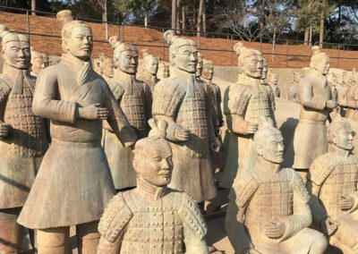 Troy University Terracotta Warriors